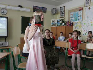 4 10 2013 день самоуправления в моу гимназия 5 проводят накануне дня учителя