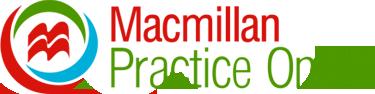 Macmillan Practice Online logo