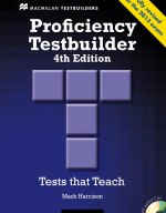 New Proficiency Testbuilder with Key +Audio CD Pack