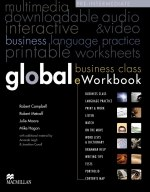 Global Pre-Intermediate Business Class eWorkbook (stand alone)